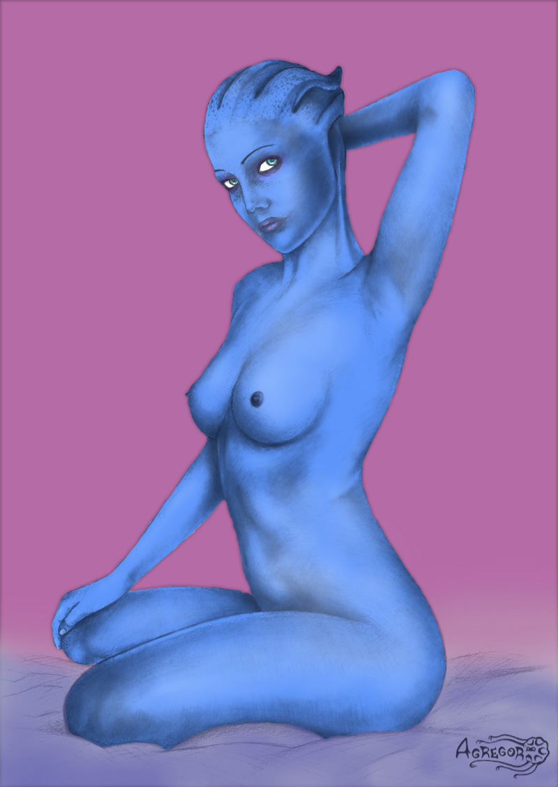 soni t liara Five nights at freddy's 3 animation