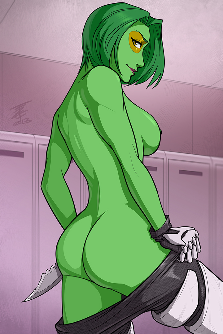 gamora the guardians hentai of galaxy Society of virtue majestic porn