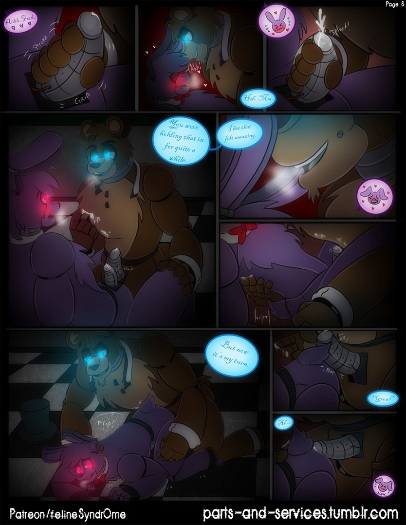five at pictures freddy's bonnie nights Breath of the wild gerudo fanart