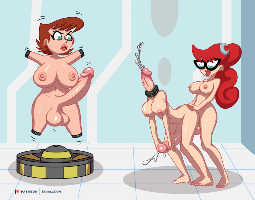 naked johnny susan test mary and Inspector gadget and the gadgetinis