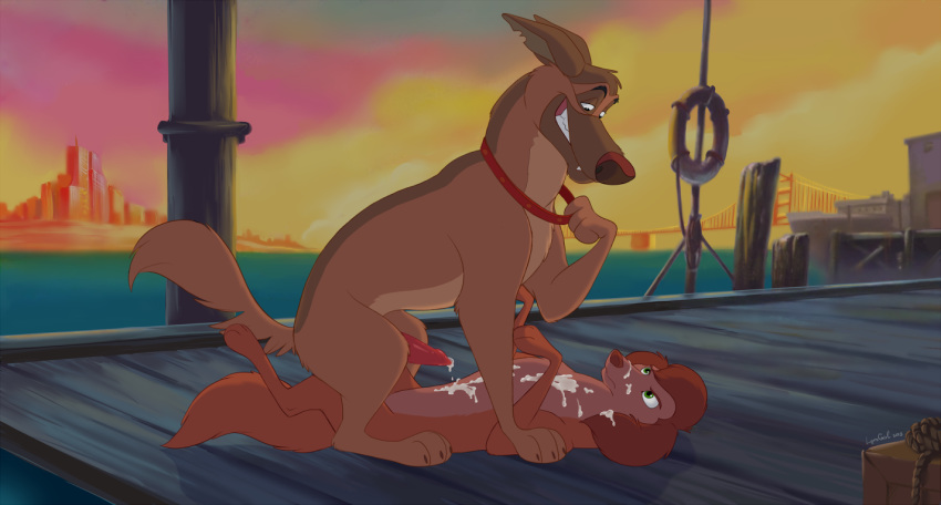 and sasha charlie go dogs to all heaven King of the hill feet