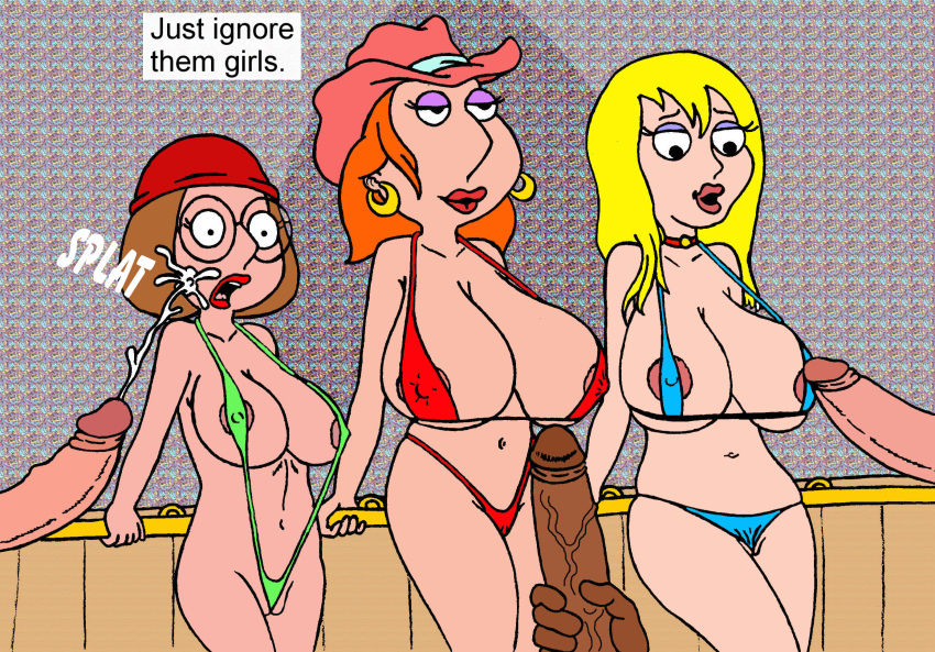 meg porn lois griffin and Marceline the vampire queen