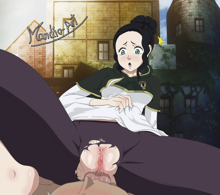black clover lily sister age Anime girl drowning in water
