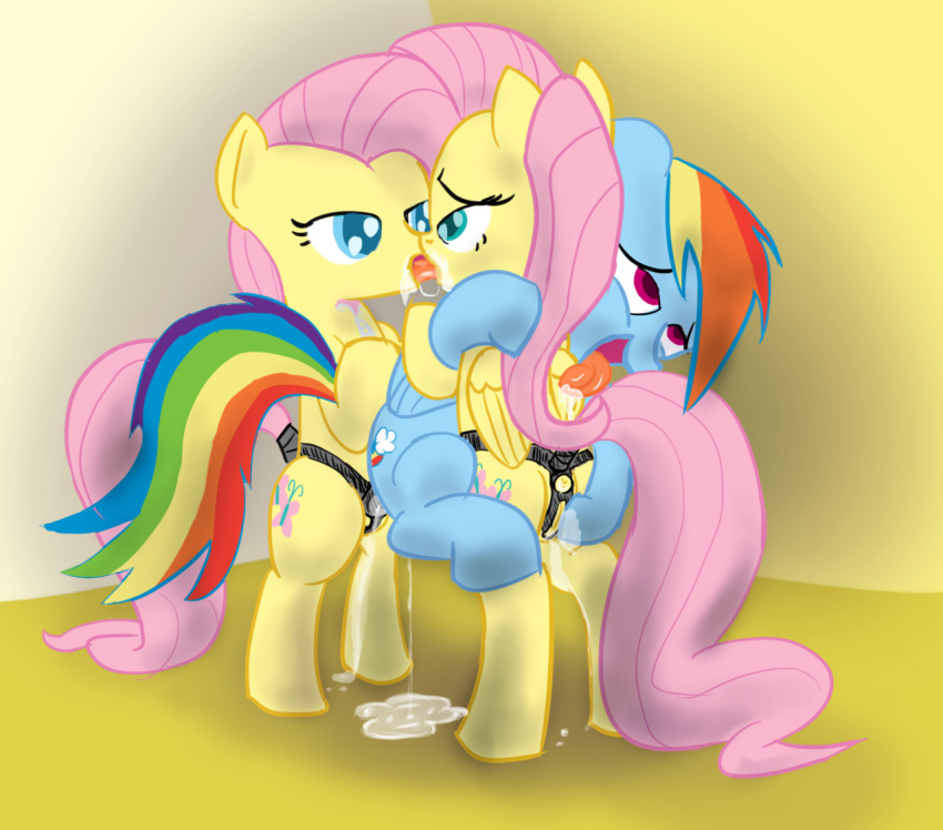 and kissing rainbow twilight dash Detroit become human alice